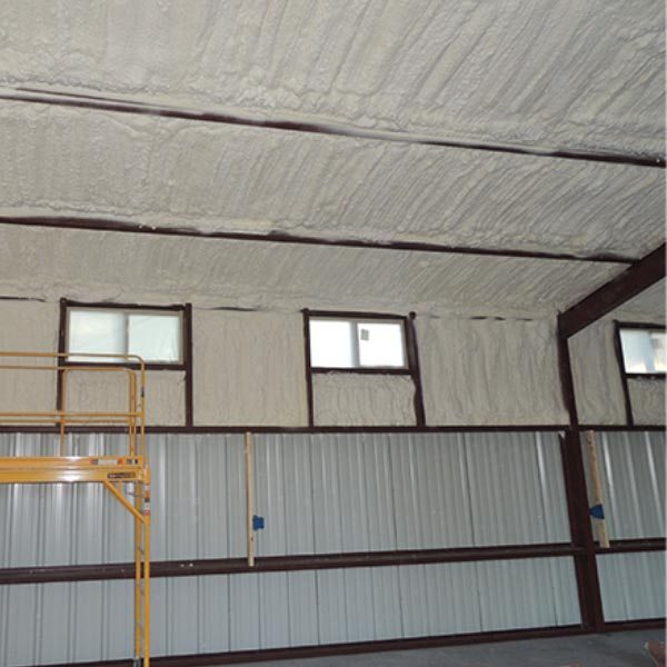Metal Building Insulation In Austin Tx Residential
